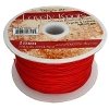 Lovely Knots/knotting Cord 1mm 180yds Red